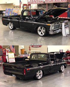 Killer Dentside spotted at the - Tag the Owner? get your matching hoodie, sticker or t-shirt now by going to… 79 Ford Truck, Bronco Truck, Old Ford Trucks, Old Pickup Trucks, Ford Bronco, Ford Svt, Kenworth Trucks, Classic Ford Trucks, Classic Cars