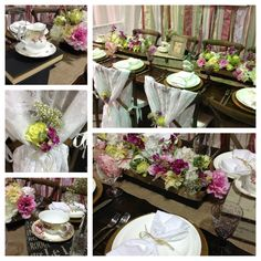 Megan Masser Events at Southern Bridal Show in Charleston, SC on 2/17/13