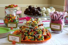 Candyland Birthday Party Ideas | Photo 8 of 14 | Catch My Party