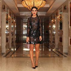 Look da Camila Coelho para o Elle Fashion Preview. #Arrasou
