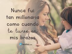 Yo amo a mi familia www.familias.com #amoamifamilia #matrimonio #sermamá #bebé #hermanos #hijos #amor #familia #frasesdeamor #frases #frasesbonitas #frasesdefamilia Mothers Love, Happy Mothers Day, Mi Life, Love Life Quotes, Cool Themes, Daughter Quotes, S Quote, Kids And Parenting, Love Of My Life