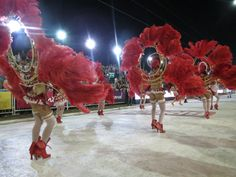 Éxodo turístico: Argentina celebra el Carnaval