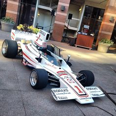 Brian Redman's winning Formula 5000 from the first Long Beach Grand Prix