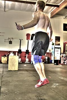 How to Improve Your Double Unders - Tabata Times I definitely need this!!