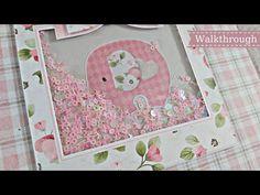 """Μεγάλο άλμπουμ """"Ο πρώτος χρόνος του μωρού""""   Walkthrough   Nitwit Συλλογές   Μαρίνα Μανιώτη - YouTube First Year, Mini Albums, Kids Rugs, Scrapbook, Projects, Cards, Baby, Collections, Youtube"""