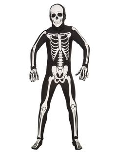 Radiant Child I'm Invisible Bone Suit (Toddler) Costume. Wide Spread collection of Skeleton Costumes for Halloween at PartyBell. 3 People Halloween Costumes, 3 People Costumes, Wholesale Halloween Costumes, Boy Costumes, Skeleton Costumes, Children Costumes, Holiday Costumes, Pirate Costumes, Im Invisible