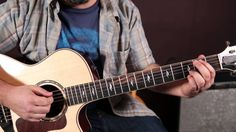Marshall Tucker Band - Can't You See  - How to Play on Acoustic Guitar A...