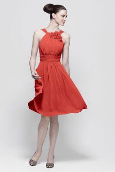 Watters Maids Dress 7541