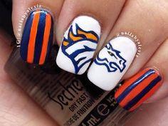 10 Super Bowl nail art ideas to sport on Sunday - MSN Living