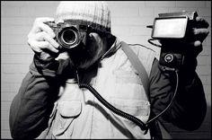 Magnum Photographer Bruce Gilden