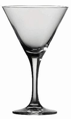 Schott Zwiesel Tritan Crystal Glass Stemware Mondial Collection Martini, 8.2-Ounce, Set Of 6, 2015 Amazon Top Rated Martini Glasses #Kitchen