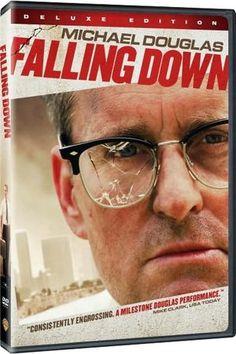 Falling Down starring Michael Douglas, Robert Duval.