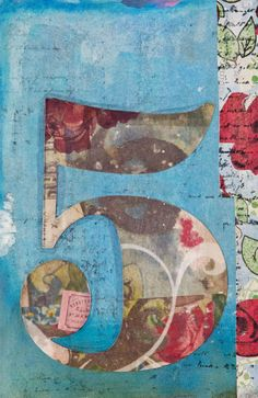 Melissa Johnson shares her personal challenges for art journaling, like showing artistic growth, limiting materials to stretch her creative muscles, and making the decision to let go and create things that made her happy, inside Art Journaling.