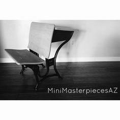 Sanded, Stained, and Refurbished! By Mini Masterpieces AZ