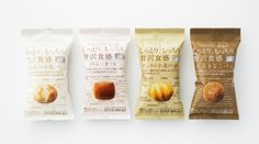 冷凍パン/スタイルブレッド Dessert Packaging, Pouch Packaging, Cookie Packaging, Food Packaging Design, Pretty Packaging, Packaging Design Inspiration, Graphic Design Fonts, Typography Design, Japanese Packaging