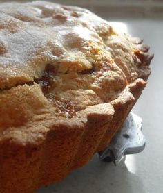 The English Kitchen: Irish Apple Cake & a nice cup of Tea  lovely blog called The English Kitchen