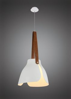 Metal pendant light with leather strap SWISS max Vaulted Ceiling Lighting, Kitchen Ceiling Lights, Ceiling Light Design, Lighting Design, Dining Light Fixtures, Bedroom Light Fixtures, Pendant Light Fixtures, Pendant Lighting, Pendant Lamp