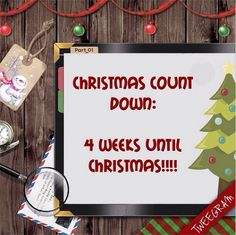 #Christmas count down! Try new #tweegram for your #quotes >> https://itunes.apple.com/us/app/tweegram-text-message-quotes/id442452787?mt=8