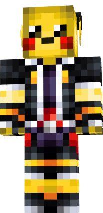 pikachu sora   Nova Skin