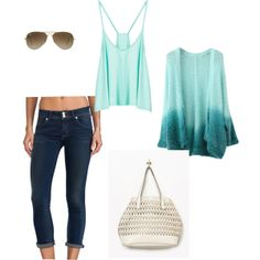 """Cool Spring"" by m-isa-bell on Polyvore"
