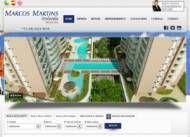 Marcos Martins Imóveis  Marketing digital. Gerenciamento de links patrocinados do Google AdWords.