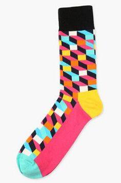 Tide Designer Cotton Socks