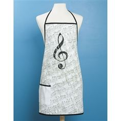 Sheet Music Apron - $24.95