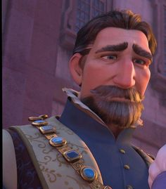 The king from Tangled | Tangled ~2010 | Disney, dreamworks ...