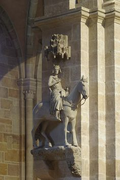 Bamberger Dom, Medieval, Grandeur Nature, Art Through The Ages, Art Sculpture, World Pictures, Gothic Architecture, Sacred Art, Kirchen