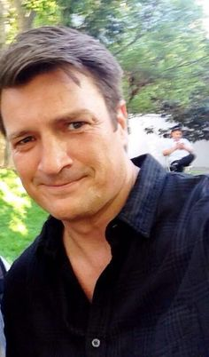 Twitter / ALCALDEJOS: #NathanFillion #Castle Is Back ...