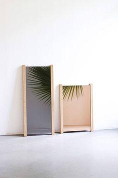 Miroirs inclinés et teintés - ComingB