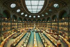 Bibliothèque Nationale de France, Paris © Franck Bohbot