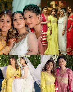 Pakistani Dress Design, Pakistani Dresses, India Sari, Social Media Influencer, Pakistani Actress, Bridesmaid Dresses, Wedding Dresses, Celebs, Celebrities