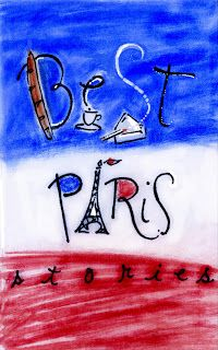 Cover Submissions for the Anthology of award-winning Best Paris Stories