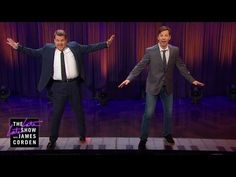 """Justin Bieber's """"Sorry"""" on a Giant Piano (w/ Sean Hayes) - YouTube"""