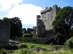 Photo feature on visiting Blarney Castle, Ireland http://www.beyondships3.com/ireland-blarney-castle.html