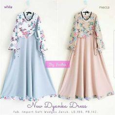 48 Hijab Motif Dress Ideas For 2019 Information Tips and Photos of various robe shirts mo Arab Fashion, Islamic Fashion, Muslim Fashion, Girl Fashion, Fashion Dresses, Dresses Dresses, Party Dresses, Hijab Dress Party, Hijab Style Dress