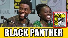 BLACK PANTHER Comic Con Panel News & Highlights