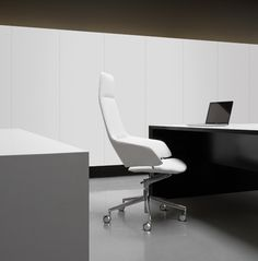 The Aston Direction Executive Chair | Seating | Arper