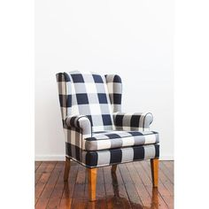 Best Fireside Chic A Classic Wing Back Chair With A Generous 400 x 300