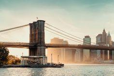 New York City Feelings - The Great Bridge by Wes Tarca