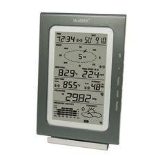 Vremenska postaja se poda v prav vsak dom, pisarno ali javno ustanovo. Bodite vedno na tekočem z dogajanjem okoli vas in kupite katerega od naših outlet izdelkov, ki jim je skupno to, da vam bodo vedno točno povedali, kakšna je zunanja in notranja temperatura! http://www.ducat.si/dom-vrt/vremenske-postaje.html #weatherstation #ducat
