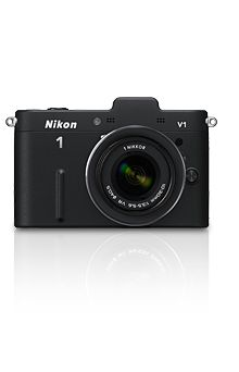 写真:Nikon 1 V1