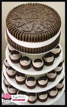 how to make a giant oreo cake DIY Recipes and Tips from