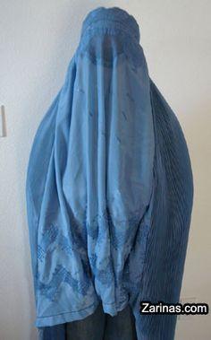 the burqa, fashion, & measures of freedom