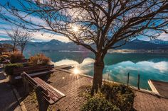 Chill out at the lake - St. Wolfgang / Upper Austria / Lake