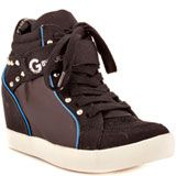 G by Guess's Multi-Color Popstar - Black LL for $59.99 direct from heels.com