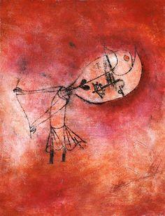 Paul Klee - Dance de l'enfant II trauernden,