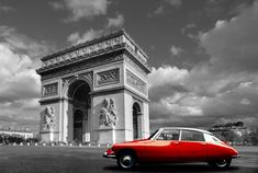 PARIS Citroen DS