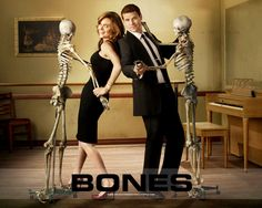Amazing show, great characters, very funny and also somewhat educational especially if you're interested in forensics or anthropology! if you haven't watched it, seriously what are you waiting for